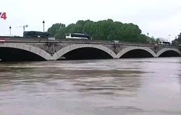 Lũ lụt tại Pháp: Cuộc sống người Việt không bị ảnh hưởng nhiều