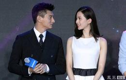 Ngô Kỳ Long và Lưu Thi Thi hẹn hò lãng mạn ở phim trường