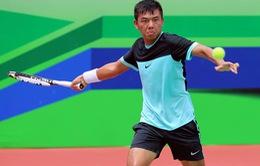 Lý Hoàng Nam tăng 4 bậc trên BXH ATP