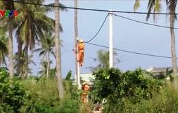 Đảo bé Lý Sơn có điện trước Tết Nguyên đán 2016