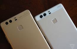 """""""Mổ xẻ"""" Huawei P9: Lộ dây cáp cảm biến vân tay với thiết kế """"quái dị"""""""