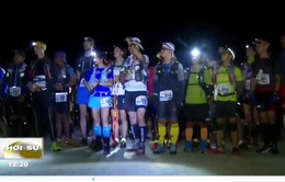 Cuộc đua siêu Marathon trên núi tại Lào Cai