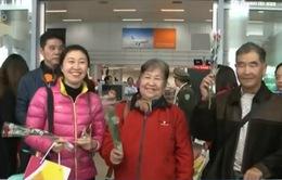 Đà Nẵng đón 180 khách du lịch từ Macao ngày mùng 1 Tết