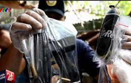 Philippines đẩy mạnh cuộc chiến chống ma túy