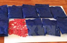 Hòa Bình: Bắt 2 đối tượng vận chuyển số lượng lớn ma túy