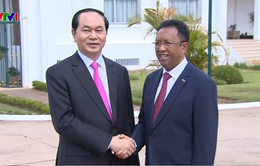 Việt Nam sẵn sàng hợp tác với Madagascar trên các lĩnh vực