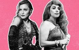 """Lady Gaga khơi lại """"thù cũ"""" với Madonna"""