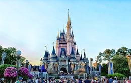 Công viên Disney's Magic Kingdom được yêu thích nhất thế giới
