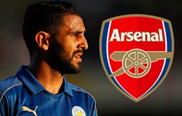 Rộ tin Mahrez chia tay Leicester để tới Arsenal với giá bằng Ozil