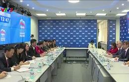 Tiếp tục phát triển quan hệ Việt Nam - Nga