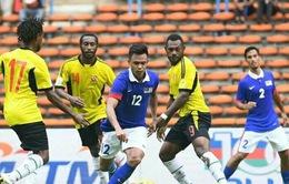 VIDEO: ĐT Malaysia thắng nhọc trước thềm AFF Cup 2016
