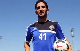 Malki Sabah - Ngôi sao của ĐT Syria đang chơi bóng ở Thổ Nhĩ Kỳ