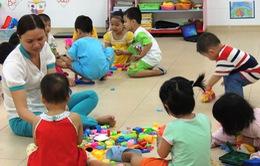 Hậu Giang phấn đấu trên 95% trẻ 5 tuổi hoàn thành chương trình giáo dục mầm non