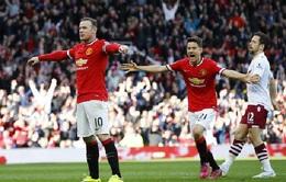 Man Utd - Aston Villa: Lời tạm biệt từ Old Trafford (21h00, BĐTV)