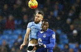 Man City - Everton: Chờ derby Merseyside ở chung kết (2h45, 28/1)