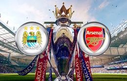 Lịch trực tiếp vòng 17 Ngoại hạng Anh: Kịch chiến Man City – Arsenal