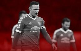 Dính chấn thương nặng, Wayne Rooney nguy cơ phải nghỉ đến cuối mùa