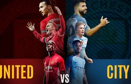 Derby Manchester tại vòng 1/8 Cúp Liên đoàn Anh: 02h00 ngày 27/10, Man United vs Man City