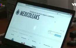 Người Mexico nghiện mạng xã hội