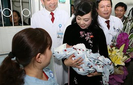 Em bé ra đời bằng phương pháp mang thai hộ: Sự kiện y tế tiêu biểu của năm