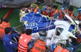 Tiếp tục mở rộng phạm vi tìm kiếm, dồn toàn lực cứu nạn máy bay Su-30MK2 và CASA 212