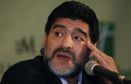 Maradona kêu gọi Messi trở lại ĐT Argentina