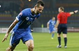 Marek Hamsik cùng ĐT Slovakia hướng tới VCK EURO 2016