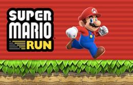 Super Mario Run chính thức có mặt trên iOS