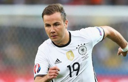 TIN NÓNG: Mario Gotze chính thức trở lại Borussia Dortmund