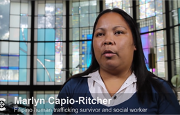 """Marlyn Capio - Người phụ nữ giải cứu các em nhỏ khỏi """"phố đèn đỏ"""" Philippines"""