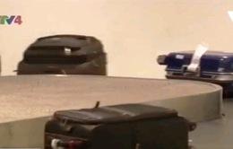 Giảm mạnh số vụ mất tài sản ký gửi tại sân bay