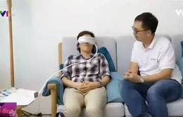 Thiết bị thông minh chống mỏi mắt