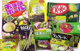 Bánh kẹo vị matcha - Sản phẩm mới hút khách của nhiều DN thực phẩm trong nước