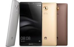 Huawei Mate 8 – Smartphone cao cấp ra mắt tại CES 2016
