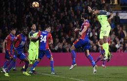 Crystal Palace 2-4 Liverpool: Mưa bàn thắng tại Shelhurst Park