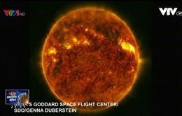 NASA công bố hình ảnh siêu nét về Mặt Trời