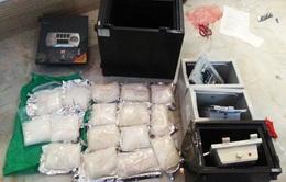 Tổng kết đợt cao điểm tấn công trấn áp tội phạm ma túy 2016