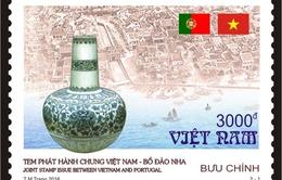 Phát hành tem bưu chính chung Việt Nam - Bồ Đào Nha