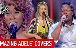 Những thí sinh The Voice gây bất ngờ với bản hit của Adele