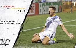 Clip chia tay ấn tượng của L.A Galaxy dành cho Steven Gerrard