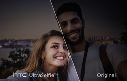 HTC 10 khoe camera trước với video 24 giờ selfie