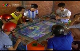 TP.HCM: Yêu cầu xử lý hoạt động game bắn cá tại điểm có nhiều tài xế