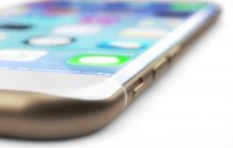 Sắp có iPhone màn hình cong 2 bên như Galaxy Note 7