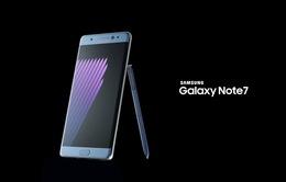Galaxy Note7 tại Mỹ sẽ không thể sạc pin từ ngày 15/12?