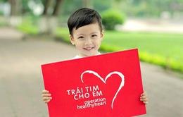 """""""Trái tim cho em"""" tổ chức đợt khám sàng lọc cho trẻ em tỉnh Bình Dương từ ngày 7 -  8/1/2017"""