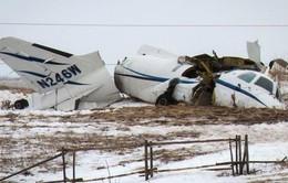 Mỹ: Rơi máy bay cấp cứu, 4 người thiệt mạng