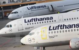 Phi công hãng Lufthansa tiếp tục đình công