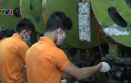75% DN Việt Nam sử dụng máy móc hết khấu hao