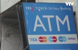 1/3 số máy ATM của Ấn Độ không hoạt động