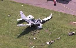 Hai máy bay va chạm trên bầu trời Mỹ, 5 người thiệt mạng
